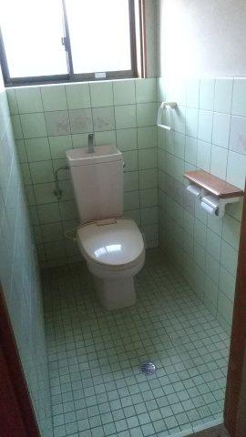 【トイレ】南国市岡豊町小篭