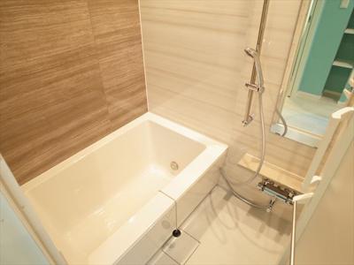 【浴室】THE APARTMENT HAKATAⅡ