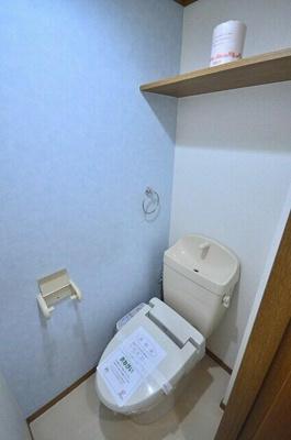 【トイレ】ソシア吉塚B