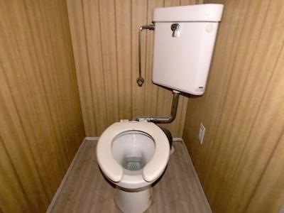 【トイレ】第2コーポ和田