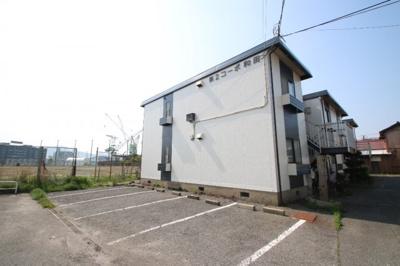 【駐車場】第2コーポ和田