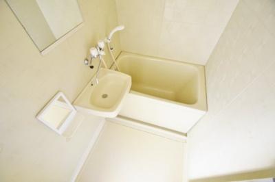 【浴室】コートAU
