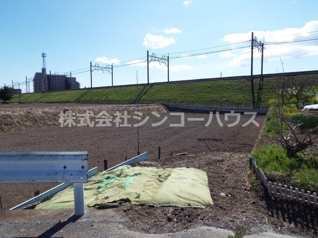 【外観】久喜市野古久喜 店舗用地