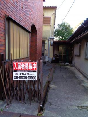 【エントランス】矢田6丁目山﨑住居