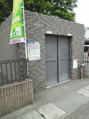 【エントランス】シャンテ吉塚