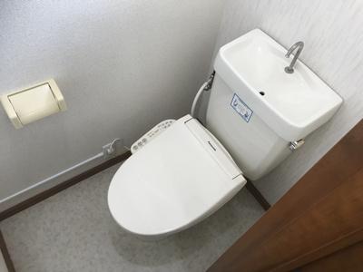 【トイレ】ドミエールS