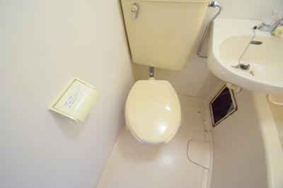 【トイレ】ビューパレー壱番館