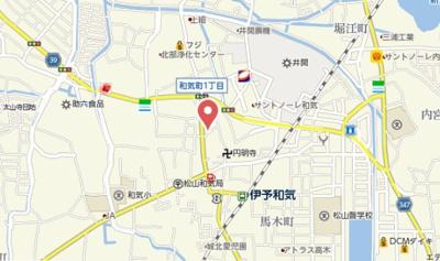 【地図】マンテーレ