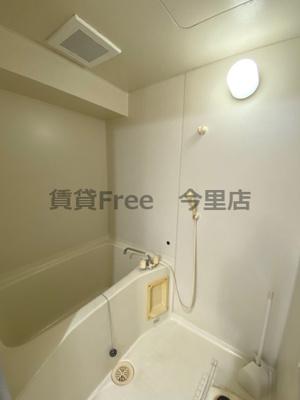 【浴室】ビィラ今里 仲介手数料無料
