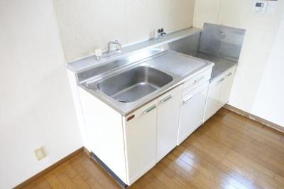 【キッチン】ドミール吉塚