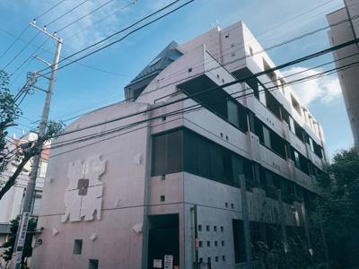 【外観】精養堂アパートメンツ