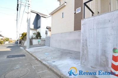 【駐車場】新築戸建 茅ヶ崎市堤