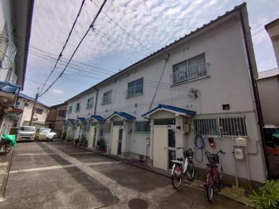 【外観】岸和田市吉井町貸戸建・東棟