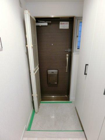 【玄関】シャトー・サンパークスクエア