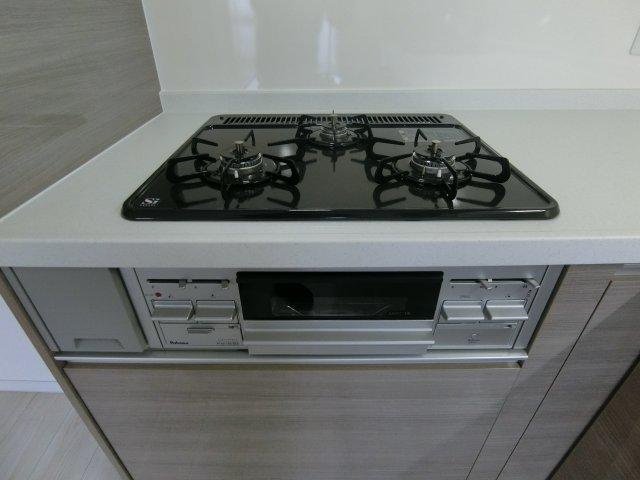 【キッチン】シャトー・サンパークスクエア