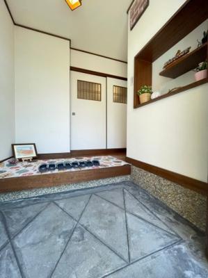 【玄関】グラシアス妙法寺