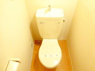 【トイレ】ウイン三茶