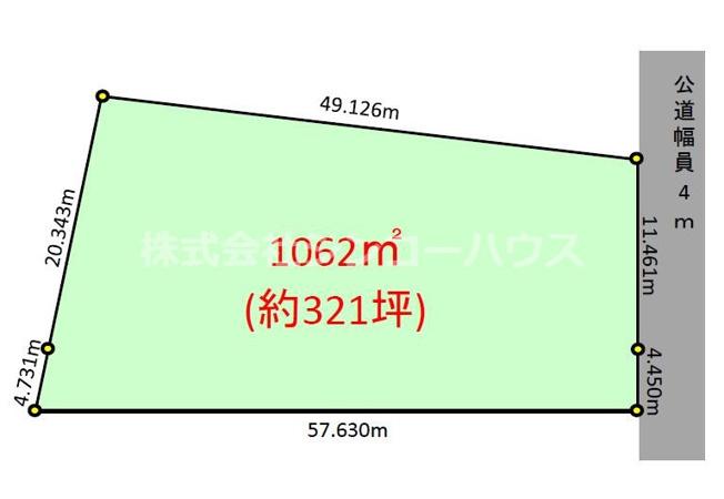 【土地図】北下新井 II期