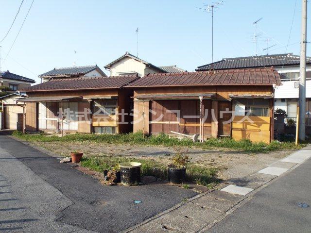【外観】加須市旗井 売地