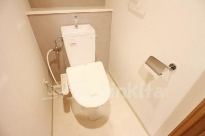 【トイレ】モンリベルテ箕面