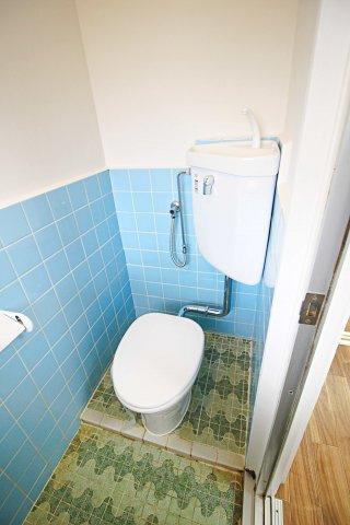 【トイレ】長池パンションC棟