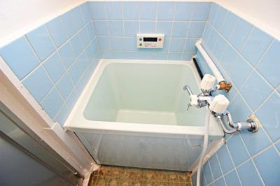 【浴室】長池パンションC棟