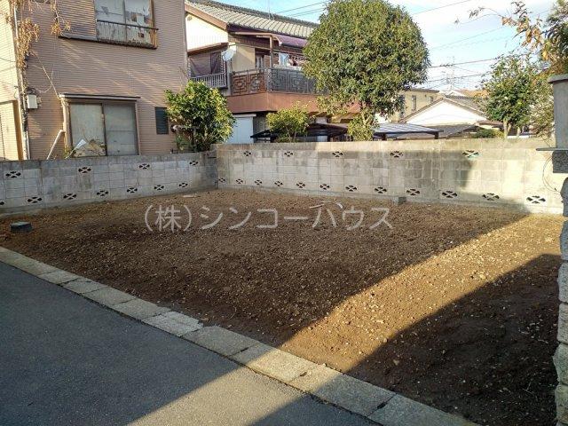 【外観】岩槻区日の出町 売地