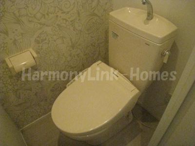 ボア・ソルト高田馬場の落ち着いたトイレです☆
