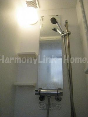 ボア・ソルト高田馬場の落ち着いた空間のシャワールームです☆