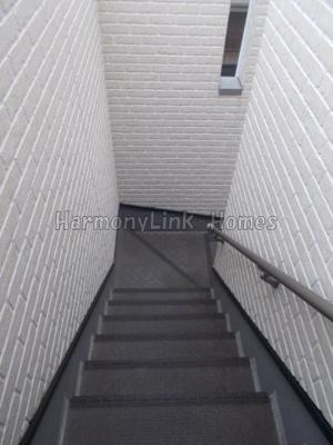 ボア・ソルト高田馬場の階段☆