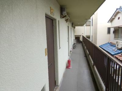 【玄関】アクティーハイツ