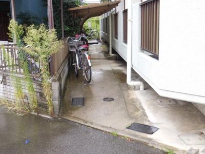 【駐車場】アクティーハイツ