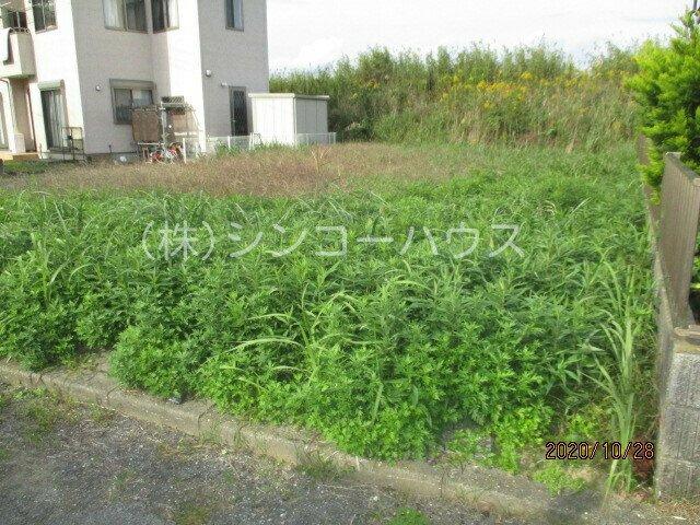 【外観】九十九里 売地