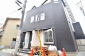 豊島区巣鴨1丁目 新築戸建の画像