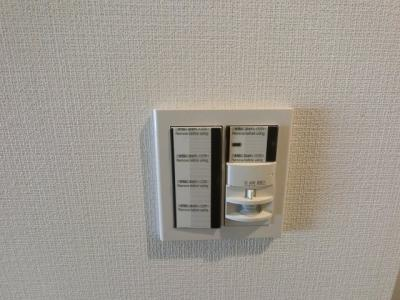 必要なときだけ自動で点灯して 不要であれば自動で消灯することができる人感センサー付です。