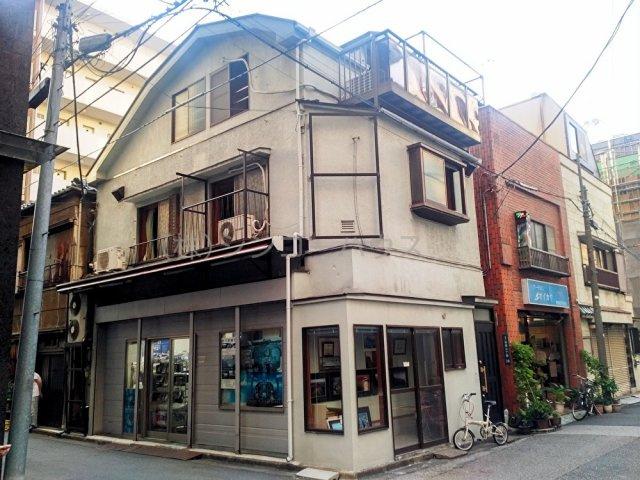 【外観】墨田区石原 賃貸併用住宅