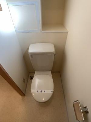 【トイレ】ルーセントオーデン難波