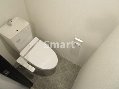 【トイレ】ルネサンスコート中野