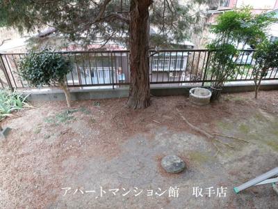 【庭】コンフォース米ノ井
