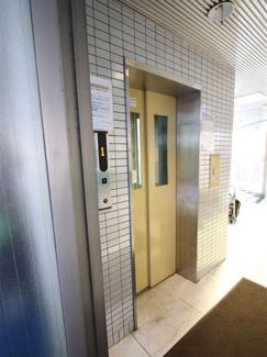 エレベーターがあるので、大きな荷物や重い荷物なども、安心して運べますね♪