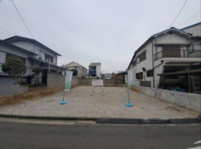 【外観】堺市堺区南田出井町3丁・建築条件無し売土地