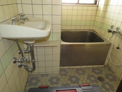 【浴室】レジデンスコスモス