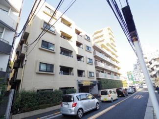 西武新宿線「田無」駅徒歩8分、南向き、角部屋