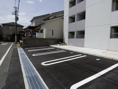 【駐車場】ツイテール
