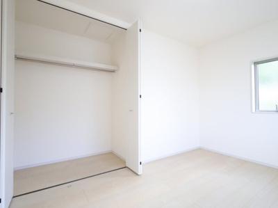 たっぷりとした収納スペースです:建物完成しました♪吉川新築ナビで検索♪