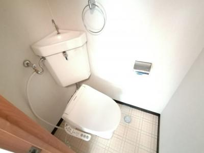 【トイレ】インペリアル西本1