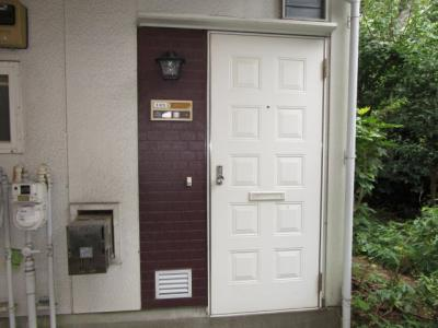 【玄関】サンハイツのぶと