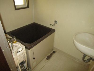 【浴室】サンハイツのぶと