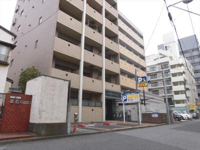 新千葉小川マンションの外観9