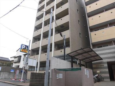 新千葉小川マンションの外観11